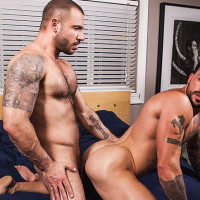 Sean Duran Barebacks On Camera For The First Time Ever